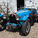 Kersey Mill, Drive It Day-Bugatti-Teal Type 35