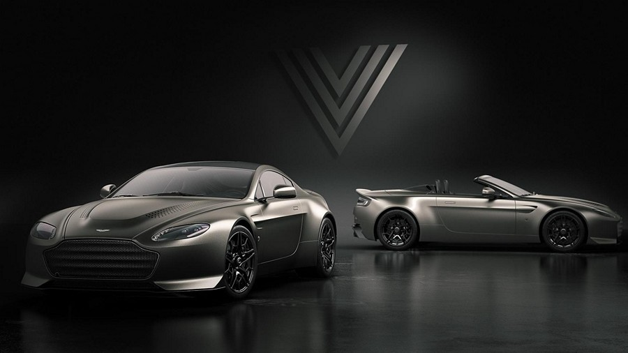 Aston Martin V12 Vantage V600 3