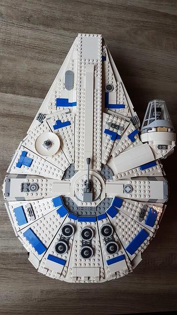 Kessel Run Falcon (mod WIP V2)