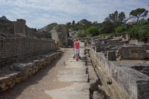Roman Archaeological Sight - Glanum, France