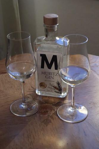 Müritz Gin (= Mitbringsel aus Waren)