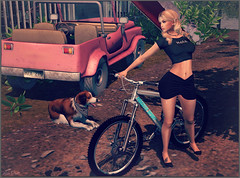 FabFree:  C'mon Let Me Ride Your Bicycle