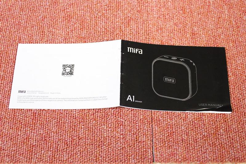 MIFA A1 Bluetooth スピーカー 開封レビュー (7)