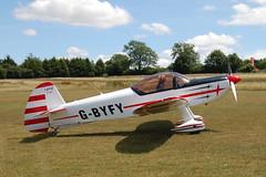 G-BYFY Mudry CAP-10B [263] Popham 110710