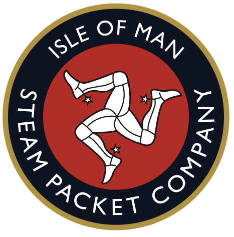 Logo of the Isle of Man Steam Packet Company