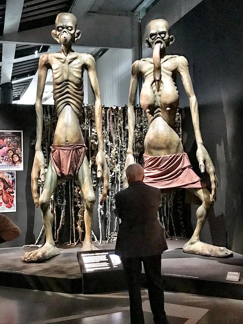 Musée du Quai Branly  - Enfers et Fantômes d'Asie