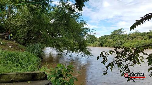 Cambio climatico Rio Magdalena