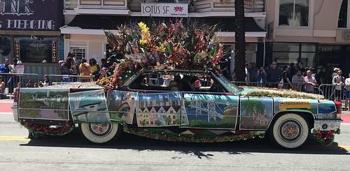 Carnaval SF, 2018