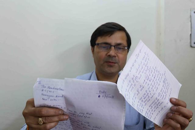 Delhi's Bandaged Heart – Kundan Kumar Singh, Central Delhi