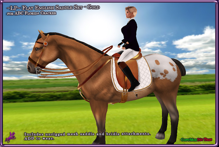LP-ABC-FlatEnglishSaddle-FloridaCracker-Gold