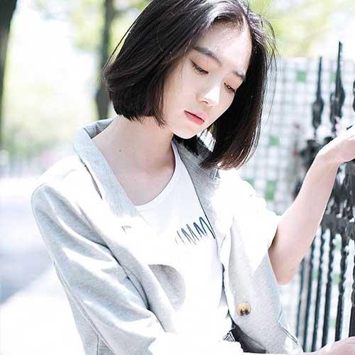 Korean Haircuts For Teens & Women's 2018 9