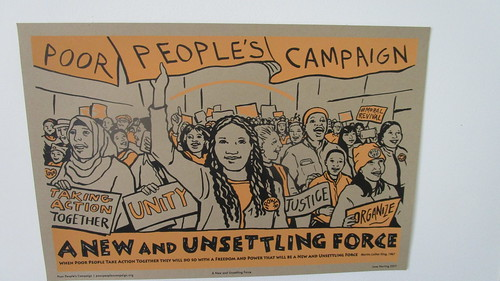 Poor People's Campaign Art Build + Theomusicology Training, Baltimore, April 28, 2018