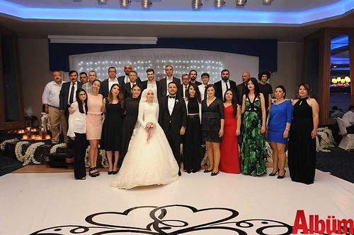 Beyza Gökgül, Hakan Şimşek düğün töreni -4