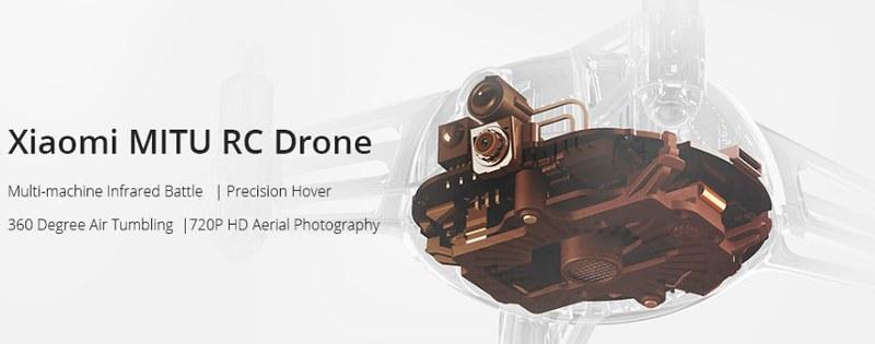 Geekbuying Xiaomi MITU Drone (2)