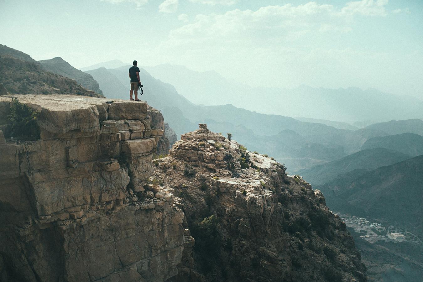 Wadi Bani Awf, Oman