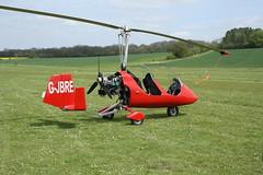 G-JBRE AutoGyro Europe MT- 03 (RSUK MT-03 016) Popham 040514