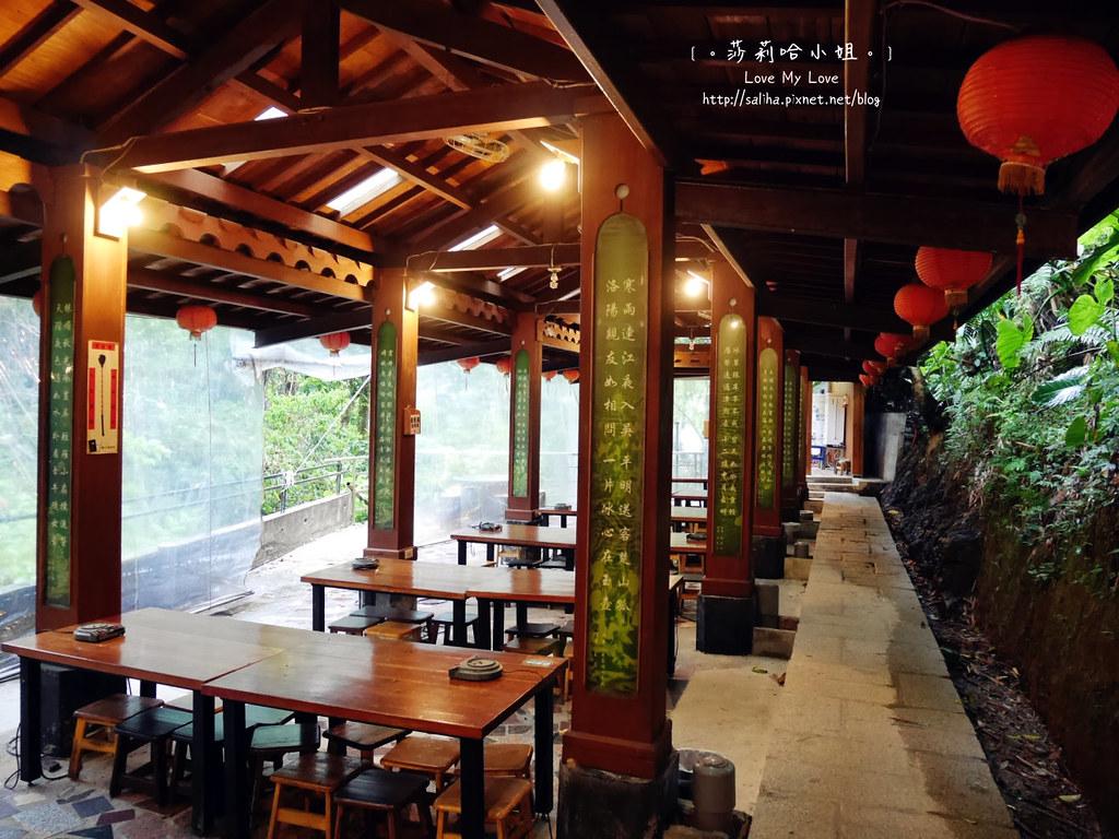 台北貓空景觀森林戶外餐廳推薦邀月茶坊 (11)
