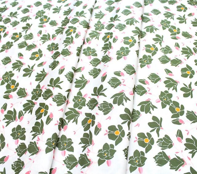 Art Gallery Fabrics Printemps Fusion Magnolia Printemps