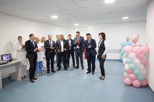 07.05.2018 Inaugurarea secției obstetrică a Centrului Perinatal din Cahul