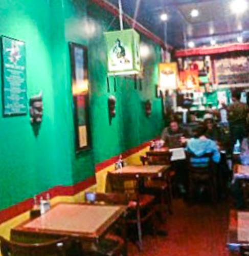 Cafe Tibet inside