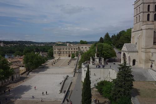 Palais des Papes - Avignon, France