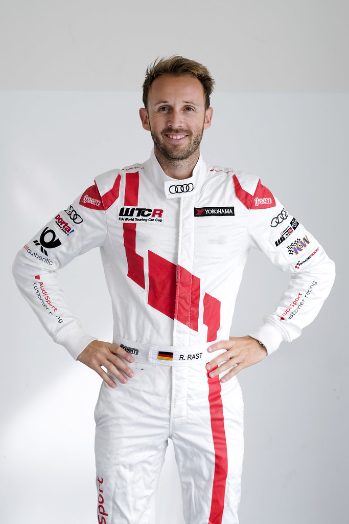 RAST Rene (GER), RS 3 LMS WTCR, portrait during the 2018 FIA WTCR World Touring Car cup of Nurburgring, Germany from May 10 to 12 - Photo Francois Flamand / DPPI