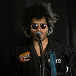 Thu, 03/05/2018 - 9:48am - Twin Shadow Live in Studio A, 5.3.18 Photographer: Dan Tuozzoli