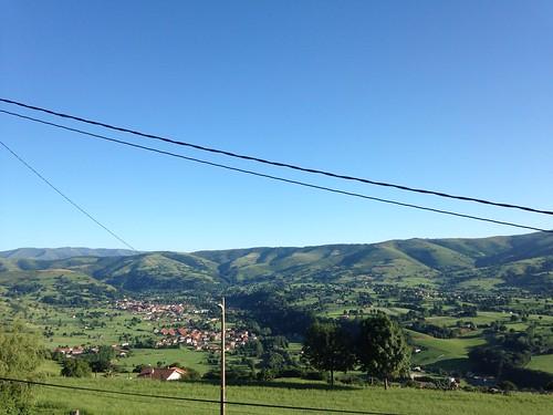 Valles Pasiegos. Saro (Cantabria).