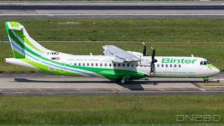 Binter ATR 72-600 msn 1501