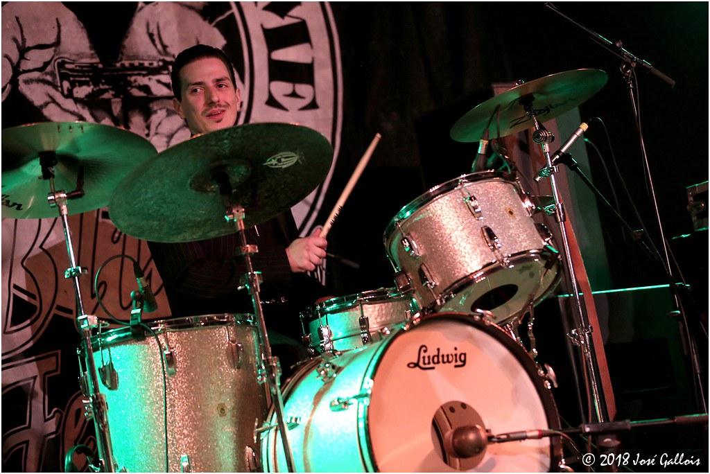 Kai Strauss & The Electric Blues Allstars