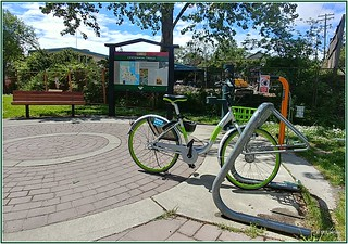 Ubiquitous U-bikes