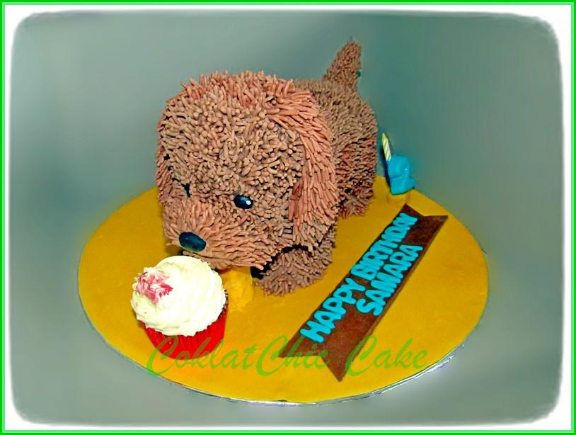 Cake Doggy SAMARA 20 cm