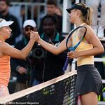 Daria Gavrilova, Maria Sharapova