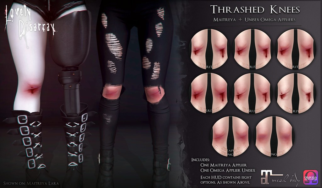 Thrashed Knees @ N21