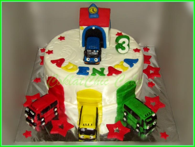 Cake tayo ADENAYA20 cm