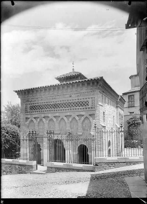 Mezquita del Cristo de la Luz. Fotografía de Juan Miguel Pando Barrero © Fototeca del IPCE signatura PAN-014045_P
