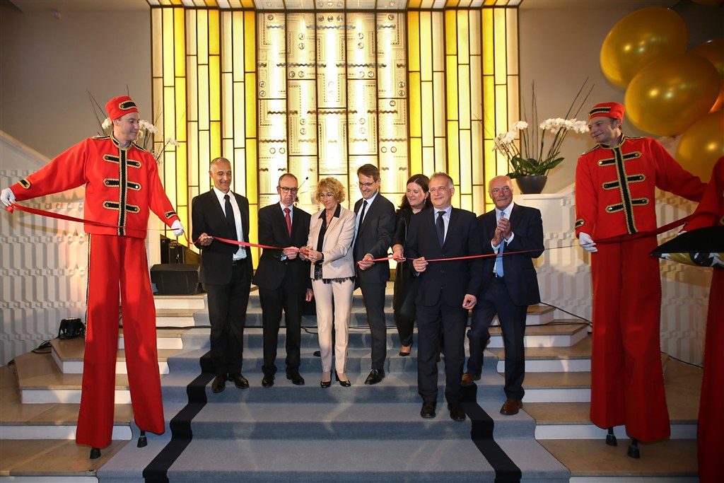 Inauguration du Splendid de Dax