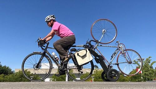 Getting the bike home commute