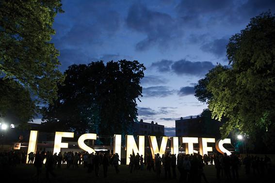 Les Invites 2009