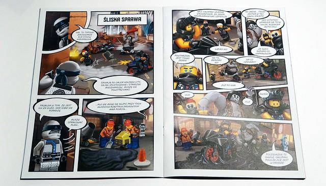 RECENZJA LEGO NINJAGO Synowie Garmadona 3