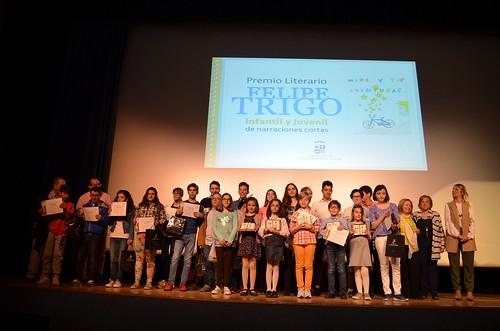 XXXIV edición Felipe Trigo Infantil y Juvenil