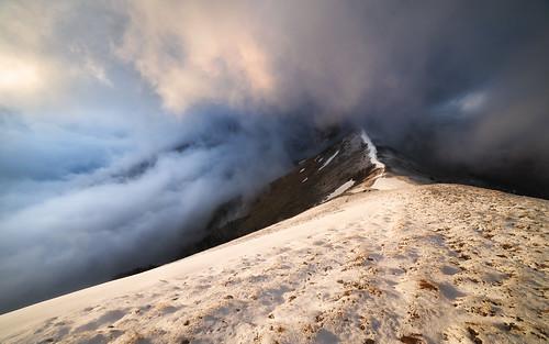 Depuis le mont Barral