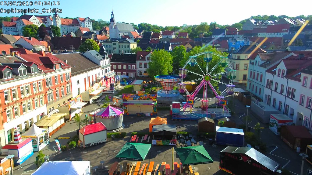 Colditzer Birkenfest Samstag 2018