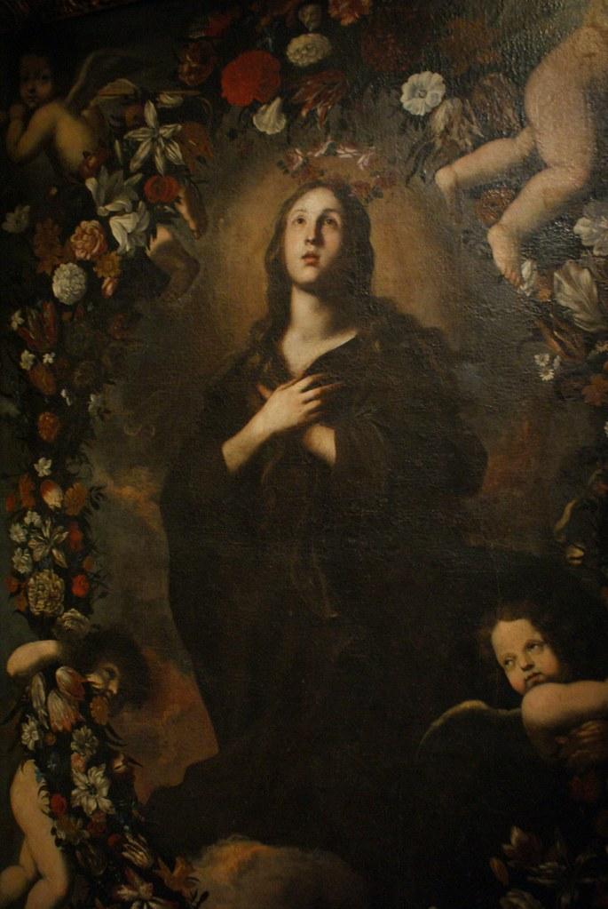 Exposition dédiés aux peintres flamands du Royaume des Deux Siciles dans le palais des Normands à Palerme.
