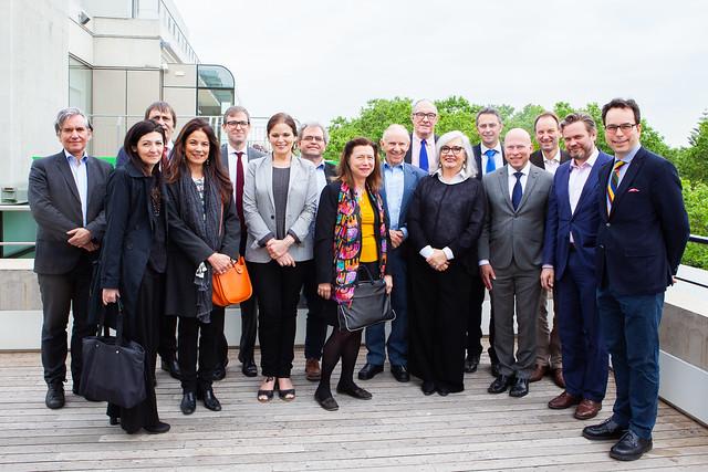 Reunió de la xarxa Europaeum 2018