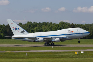 NASA | DLR Boeing 747SP N747NA