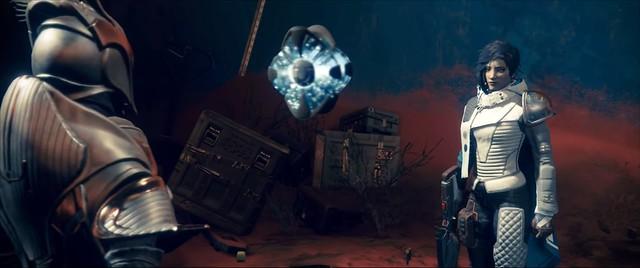Destiny 2 Warmind - Ana Bray