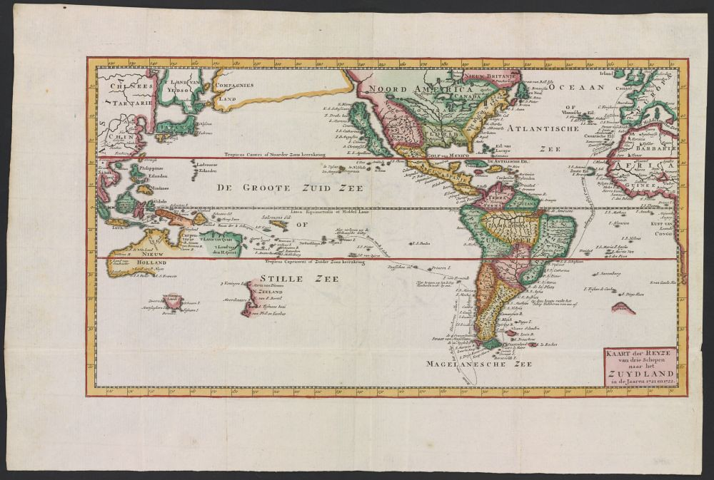 Maps Showing California as an Island – The Public Domain Review