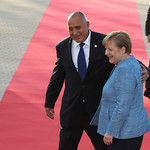 Informal dinner of EU heads of state or government: Arrival