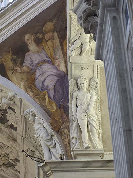 détails d el'église